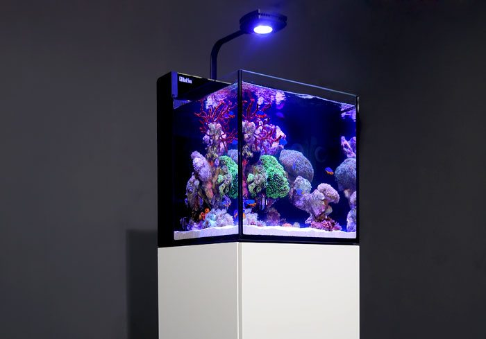 Red sea max nano fully featured 75 liter 20 gal plug for Aquarium recifal complet